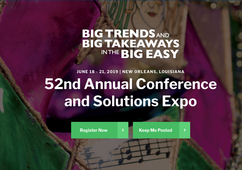 NAFCU 52nd Annual Conference and Solutions Expo
